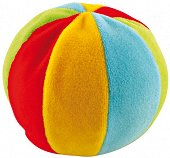 Цветна топка - Плюшена играчка -