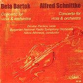 Bela Bartok. Alfred Schnittke - Концерт за виола и окректър -