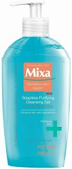 Mixa Anti-Imperfection Soapless Purifying Cleansing Gel - душ гел