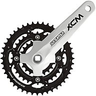 Комплект курбели -  XCM 414 PB - Велосипеден компонент