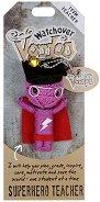 Вуду кукла - Superhero Teacher -