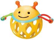Пчеличка - Бебешка дрънкалка с дъвкалка -
