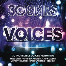 30 Stars: Voices - 2 CD - компилация