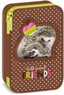 Ученически несесер - Hedgehog - детски аксесоар