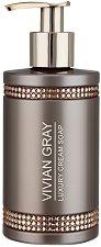 Vivian Gray Brown Crystals Luxury Cream Soap - продукт