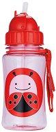 """Неразливаща се чаша - Калинка: 350 ml - От серията """"Zoo"""" за бебета над 12 месеца -"""