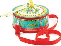 Барабан с палки - Animambo - Детски музикален инструмент - играчка