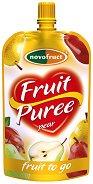Забавна плодова закуска - Круша - Опаковка от 120 g за деца над 3 години - продукт