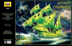 Пиратски кораб-призрак - Flying Dutchman - Сглобяем модел -