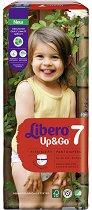 Libero - Up & Go 7 - Гащички за еднократна употреба за бебета с тегло от 16 до 26 kg - продукт