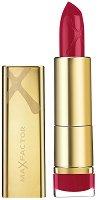 Max Factor Colour Elixir Lipstick - Хидратиращо червило за гладки и чувствени устни - продукт