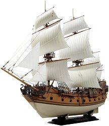 Пиратски кораб - Black Swan - Сглобяем модел -