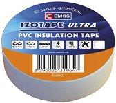 Изолирбанд PVC 20 m - Izotape Ultra - Комплект от 10 броя