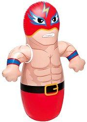 Боксова круша - Кечист - играчка