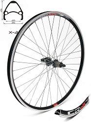 X-3 + Joytech JY-802 - Задна капла за велосипед