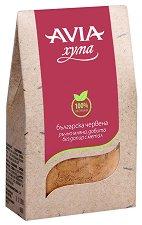 Българска червена хума на прах - За чувствителна, суха и раздразнена кожа - продукт