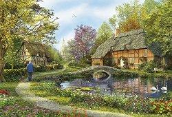 Селски къщи -