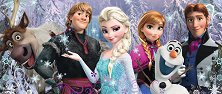 Героите от Замръзналото кралство - панорама -
