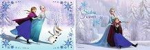 Замръзналото кралство - Два пъзела -