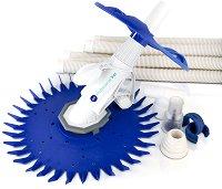 Полуавтоматична машина за почистване дъното на басейни - Professional Vac