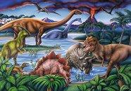 Игрище за динозаври -
