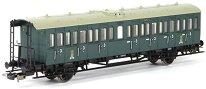 Пътнически вагон CiSa11 - Трета класа - ЖП модел -
