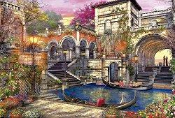 Романс във Венеция - пъзел