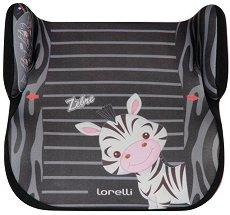 Детско столче за кола - Topo Comfort: Zebra - За деца от 15 до 36 kg - столче за кола