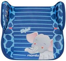 Детско столче за кола - Topo Comfort: Elephant - За деца от 15 до 36 kg - столче за кола