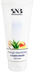 SNB Mango Nourishing Cream-Mask with Aloe - душ гел
