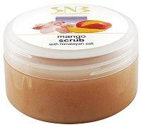 """SNB Mango Scrub with Himalayan Salt - Скраб за ръце и тяло от серията """"Mango Flavour"""" -"""
