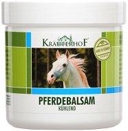 """KrauterhoF Pferdebalsam Kuhlend - Масажен гел за тяло с див конски кестен и арника от серията """"KrauterhoF"""" - продукт"""