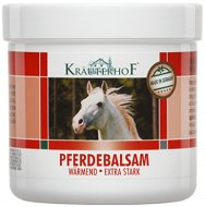 """KrauterhoF Pferdebalsam - Гел за тяло със силно загряващо действие от серията """"KrauterhoF"""" - масло"""