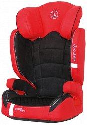 """Детско столче за кола - Avanti Isofix: Red - За """"Isofix"""" система и деца от 15 до 36 kg -"""