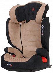 """Детско столче за кола - Avanti Isofix: Beige - За """"Isofix"""" система и деца от 15 до 36 kg -"""
