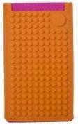 Калъф за телефон със силиконови елементи - детски аксесоар