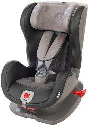 Детско столче за кола - Glider Royal Isofix: Black Gray -