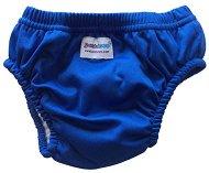 Тъмносини бански гащички за бебе - Размер L - за деца от 10 до 15 kg -