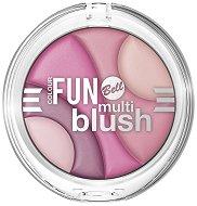 Bell Colour Fun Multi Blush - Многоцветен руж -