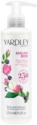 """Yardley English Rose Moisturising Body Lotion - Хидратиращ лосион за тяло от серията """"English Rose"""" - олио"""