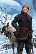 """Кристоф и Свен - Мини пъзел от серията """"Замръзналото кралство"""" - пъзел"""