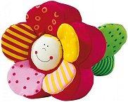 Цветенце Фиделия - Мека бебешка дрънкалка - играчка