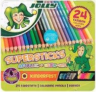 Цветни моливи - Kinderfest Mix