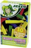 Цветни тебешири - Jollycolor - Комплект от 10 броя