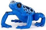 Екваториална синя жаба - фигура
