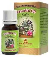 Етерично масло от кедър - Разфасовка от 10 ml - масло