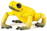 """Екваториална жълта жаба - Фигура от серията """"Диви животни"""" - фигура"""