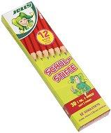 Графитни моливи - School 3B - Комплект от 12 броя
