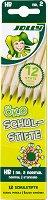 Графитни моливи - Еco School HB - Комплект от 12 броя