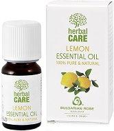 Етерично масло от лимон - Разфасовка от 10 ml - балсам